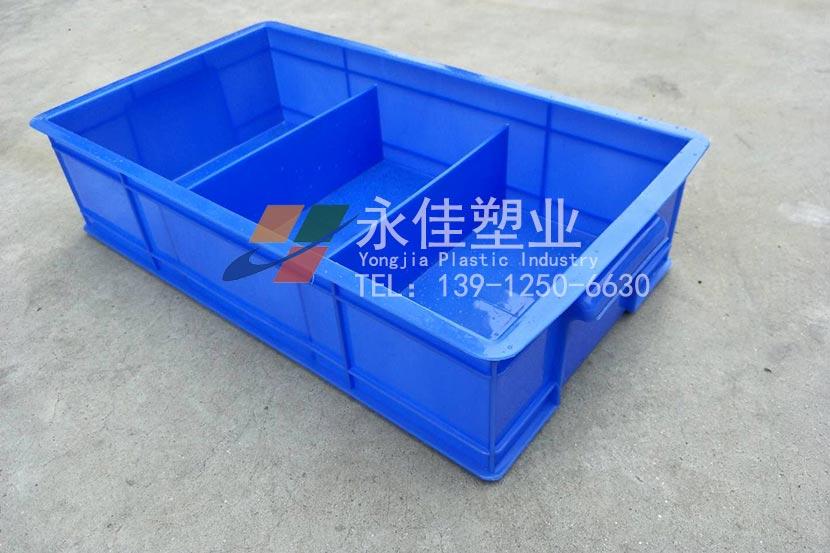 塑料分格箱